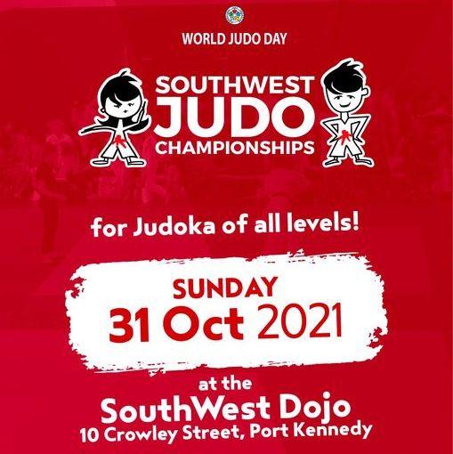 SWJA Open Judo Championships